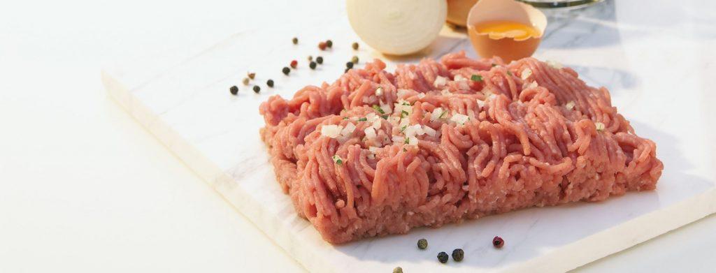 Kalbshackfleisch von Tils